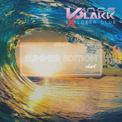 Vince Blakk – eClub9 [Summer Edition] Chart