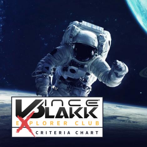 Vince Blakk Criteria Chart